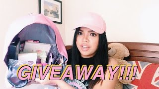 GIVEAWAY 2017!!!