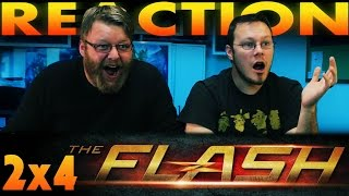 """The Flash 2x4 REACTION!! """"The Fury of Firestorm"""""""