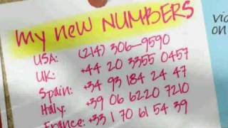 SELENA'S REAL PHONE NUMBER!!!  REAL!!