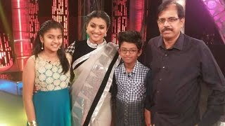 Actress Roja Selvamani Family  Awesome Video