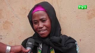 Umugore Arashinjwa Kwitwikira Inzu