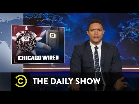 A Suspicious Police Shooting in Chicago The Daily Show