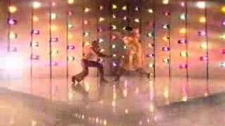 WaMu Commercial Disco Dancing