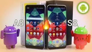 Samsung Galaxy A8 (2018) vs Galaxy S8: quale scegliere? | CONFRONTO
