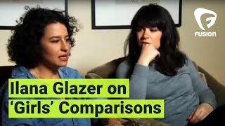 "The Girls of ""Broad City"" on Being Compared to Lena Dunham"