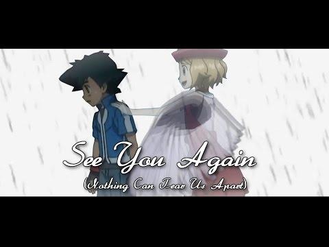 ღ♥♪♫SE€ Y0U AG@IN // Amourshipping [Ash & Serena]ღ♥♪♫ (2.Version)