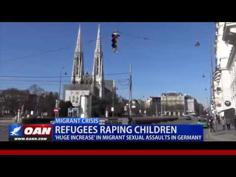 Xxx Mp4 Arab Refugees In Germany Are Responsible For An Explosion In Child Sex Crimes 3gp Sex