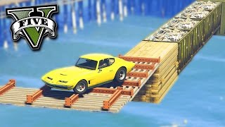 GTA V Online: Novo DESAFIO do CARRO do 007! (Parte 2)
