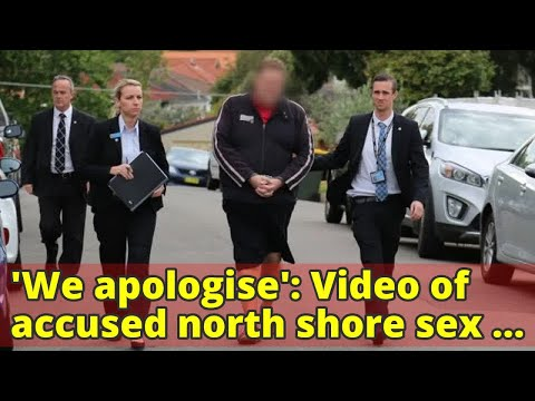 Xxx Mp4 We Apologise Video Of Accused North Shore Sex Teacher Shown During Formal 3gp Sex