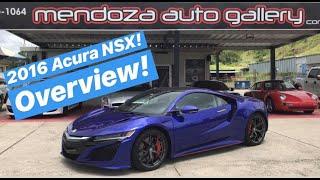 2017 Acura NSX: El Supercar Japones - SCPR Review #24