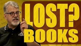 CEPHER Moments - Where are the lost books of the bible?