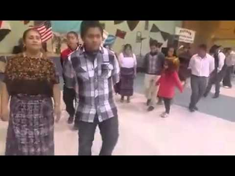 Dancing at Santa Eulalia