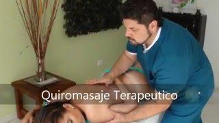 Gustavo Anttury Quiromasajista Terapeutico