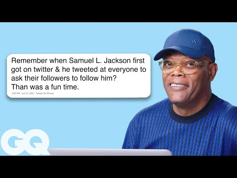 Samuel L. Jackson Goes Undercover on Reddit Twitter and Wikipedia GQ
