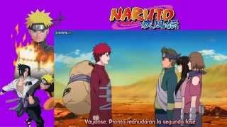 Naruto shippuden capitulo 411