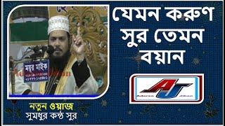 Maulana Naimur Rahman Saheb Kumillah New Bangla Waz Sylhet Foridpur osmaninogor 2017