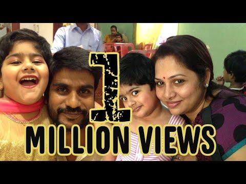 Zee Tamil Thalayanai Pookal Shree Kumar Family Photo  Thalayanai Pookal Tv Serial