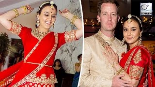 Preity Zinta's WEDDING Pictures Out | LehrenTV