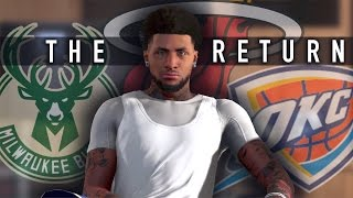 NBA 2K16 MyCAREER S4 - THE RETURN!!! Shawn Harris Joins The...