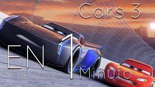 Cars 3 en menos de un minuto