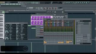 How To Make Dirty Electro Bass /w Fl Studio (Using Monomate)