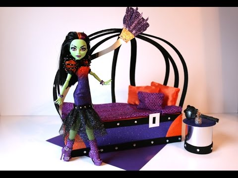 Все для кукол монстер хай своими руками видео обзоры - Mojito-s.ru
