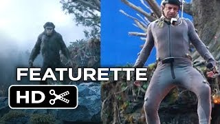 Dawn Of The Planet Of The Apes Featurette - WETA (2014) - Andy Serkis Sci-Fi Movie HD