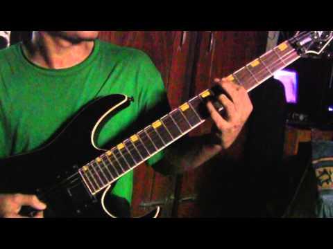 Elomelo(Kromosh)-Vikings 【Guitar Cover】  by Saadman Abedin