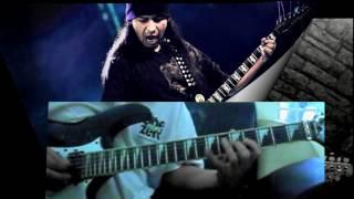 Warfaze-Shadhikar Guitar Cover By  Rezwan360