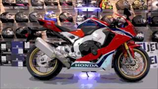 2017 Honda CBR1000RR SP - A Walkaround