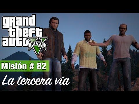 Grand Theft Auto 5: Misión Final C   Opción C - La tercera vía (Arriesgar tu vida)