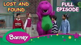 Barney Full Episode - Lost And Found