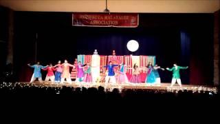 2014 MMA Bangalore Days - Wedding Song