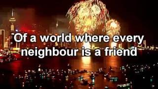 Abba - Happy New Year (with lyrics)