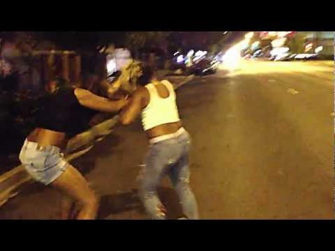 Day By Day DowntownChicago Hood Fights .