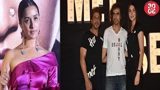 Shraddha Plays It Safe On Nepotism Controversy | Shahrukh Said Yes For