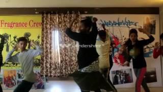 Badri ki Dulhania song,choreography by jack D.F.I