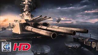 "CGI Animation Breakdown : ""World of Warships"" by Vladimir Abramov for Wargaming.net"