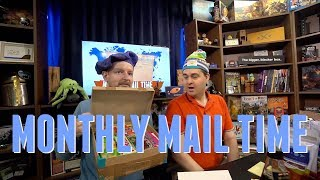 Monthly Mail Time - April 2018