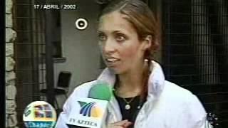 Anahi Historia Anorexia
