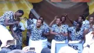 Афрофест 07.06.2015. Inganzo Ngari (Rwanda)
