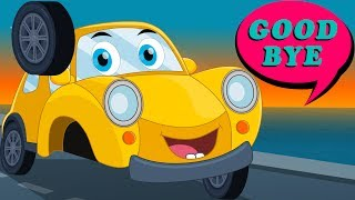 Ralph And Rocky | goodbye song | manners for kids | original song