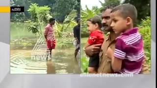 Heavy rain ; Kottyam Pala residents under trouble