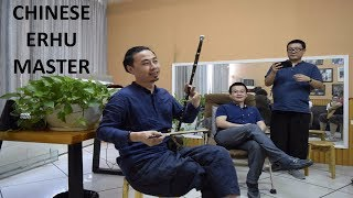 Chinese Erhu Master