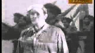 ابراهيم حموده فى اغنية وطنية حماسية نادرة   الى المعركة   YouTube