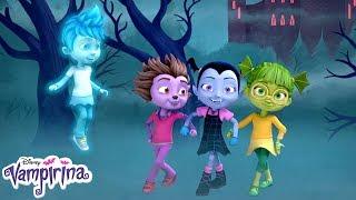 Me For Me | Music Video | Vampirina | Disney Junior