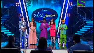 INDIAN IDOL JONIOR TOP 13 Elimination ADILI SINGH,VAISHNAV GIRISH,MOTI KHAN
