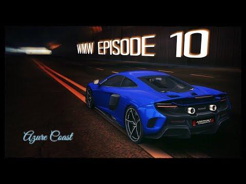 Asphalt 8 - WMW Series - Time's up - Episode 10