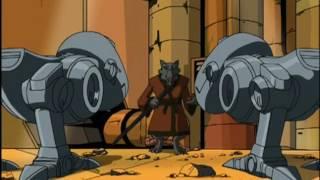TMNT tortue ninja 1987 saison 1 épisode 01 :  Le déménagement