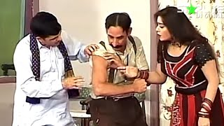 Best Of Megha and Iftikhar Thakur New Pakistani Stage Drama Full Comedy Funny Clip